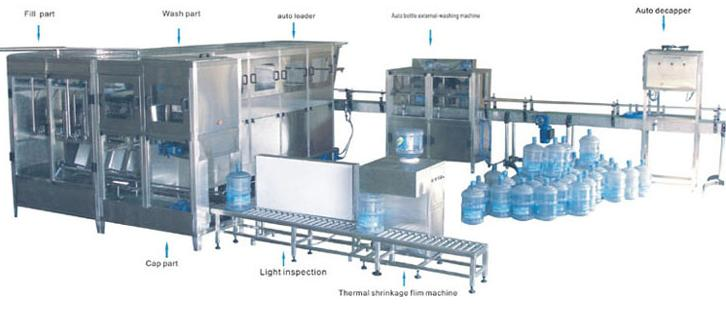 Water-Bottling-Line-300BPN-Whole-Line