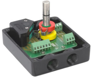 DXLW 3 SERIES LIMIT SWITCH